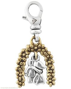 How adorable is this Silpada charm???