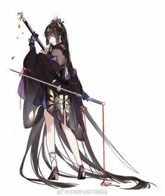 Female Character Design, Character Design Inspiration, Character Concept, Character Art, Fille Anime Cool, Cool Anime Girl, Anime Art Girl, Anime Warrior, Warrior Girl