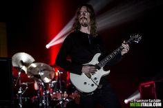 Opeth Live - credits Francesco Castaldo Metalitalia.com