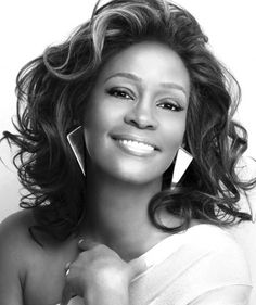 """My all-time favorite.  There will never be another Whitney Elizabeth Houston-----  Favorite performance """"I Have Nothing""""  Favorite song: """"I Look To You""""----------"""