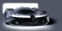 Mercedes Benz 2040 W196R Streamliner - Minwoong IM