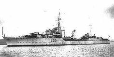 HMS Gurkha (i) (F 20) B a t t l e H o n o u r s NORWAY 1940 - NORTH SEA 1940 - ATLANTIC 1941 - MEDITERRANEAN 1941 - MALTA CONVOYS 1941-42