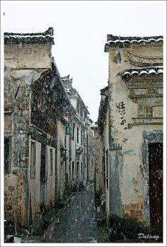 西递 | Xidi, Anhui, China, UNESCO, World Culture Heritage