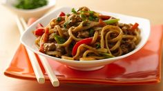 Love your Asian hot and spicy? Try this Szechuan-style dinner that's ready in less than 30 minutes.