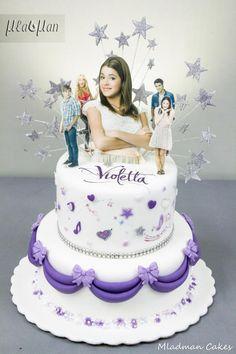 Violetta Cake - Cake by MLADMAN