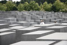 Holocaust Memorial of Peter Eisenmann 2
