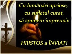 Hristos a Inviat! 8 Martie, Easter Wishes, Happy Easter, Easter Eggs, Pray, Congratulations, Life Quotes, Stress, Faith