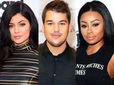 9b2d272f921 How Kylie Jenner Feels About Rob Kardashian Dating Tyga s Ex