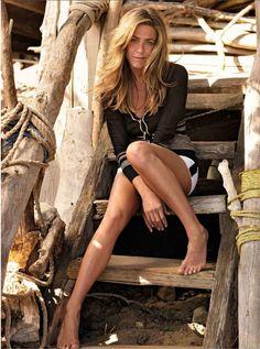 Jennifer Aniston – GQ Magazine - Pretty