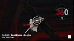Your Daily Explore 360 VR Fix: Eagle 360 Sport Lisboa e Benfica