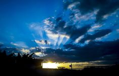 Sunset by Digão Saldanha on 500px