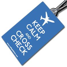 IFB Keep Calm Cross Check Luggage Tag  £4.50 Available here http://www.ekmpowershop10.com/ekmps/shops/tags4/ifb-keep-calm-tags-776-c.asp FREE WORLDWIDE POSTAGE. Inflight Bitch travel, airlines, aviation, humour, humor, cabin crew, flight attendants, aeroplanes, funny, bitchy, aircraft, polyester, IFB, Crew Life, luggage tags, baggage, airports. Keep Calm and Carry On.