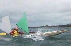 New Zealand kayak / sail