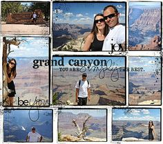 grand canyon by Iggydodie