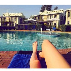 Wouldn't you much rather be doing this right now? []:@vicsouts  #perfectsummersday #summerishere #hellosummer #workingonmytan #pooltime #pool #relax #unwind #tan #villa #escape #yesplease Summer Is Here, Hello Summer, Hotel Spa, Real People, Lodges, Villa, Relax, Photo And Video, Mansions