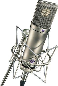 Neumann U87Ai Microphone
