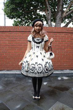 ♡ Cinema Doll ♡  OP: AP  Shoes: Naturaliser   xylia-x
