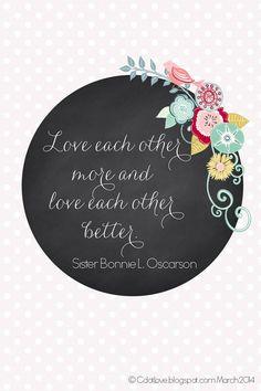 Quote by Sister Bonnie L. Oscarson