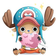 Chopper Charm by Tony Chopper, One Piece Chopper, Zoro One Piece, One Piece Deviantart, One Piece Theme, One Piece Tattoos, One Piece Drawing, One Piece Pictures, One Peace