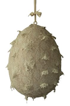Bruce Oldfield's Perdita lace egg
