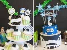 festa star wars, jedi, decoração festa, festa meninos, boys party, star wars party
