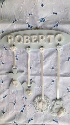 targa nome nascita bimbo in gesso ceramico extraduro  #gesso #targa #nascita #baby