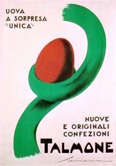 Federico Seneca and Talmone's Eastre Eggs. www.italianways.com/easter-eggs-by-federico-seneca-and-talmone/
