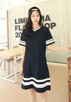 7bcc7723f7508 Jump Eat Cry Maternity · Maternity Wear · The All Over Lines Dress will  help you bring out the pregnancy glow and the youthful