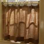 (Guest post by Jennifer of Black Fox Homestead) Today I'm happy to share with you a simple tutorial for a very inexpensive*, very easy burlap cafe curtain that you can make even if your time and sewing skills are limited. In just a few hours you can make a pretty, rustic curtain like this one […]