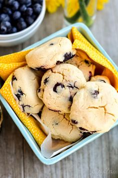 Paleo Blueberry Biscuits: A Guest Post by Joyful Bite - Paleo Crumbs