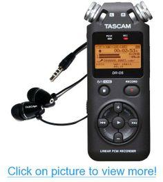 TASCAM DR-05EB Portable Digital Recorder