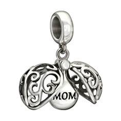 The Paper Store Chamilia® Secret Treasure Filigree Charm #thepaperstore #chamilia #mothersday #mom #giftsforher