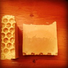 """Sweet cream and wildflower honey. Real cream and honey make this soap love your skin. Rich, nourishing and pure. #treatyourselftuesday #treatyourself…"""
