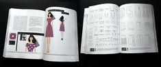 DISEÑO DIGITAL DE MODA :: El libro imprescindible para aprender las técnicas de diseño de moda por ordenador :: MODA - DIGITAL - DISEÑO :: Kids Fashion, Drawing Techniques, Pintura, Pdf Sewing Patterns, Book Design, Sewing Tutorials
