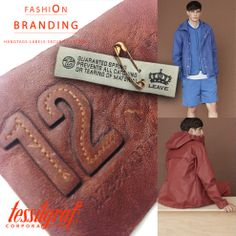 LOOK of the DAY #look #tessilgraf #fashion #branding #hangtag #label #trend #collection