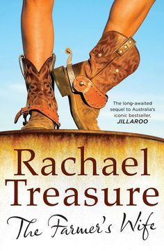 The Farmer's Wife by Rachael Treasure #ruralromance #australianauthor #fiction for #mothersday