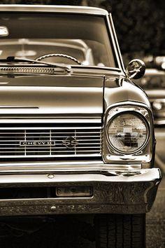 1966 Chevy II SS - by Gordon Dean II