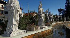 Paróquia São Pedro. Legenda apóstolos. http://www.saopedrogramado.com.br/