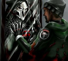 Reyes and Reaper