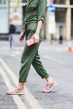 Boiler Suit Trend| A Style Album| Street Style