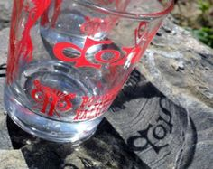 """Sweet Retro Vintage Don Ho' Beer Glasses $24.00 