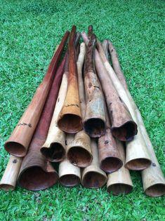 Didgeridoo, Decorative Bells, Epoxy, Garage, Projects, Shop, Home Decor, Carport Garage, Log Projects