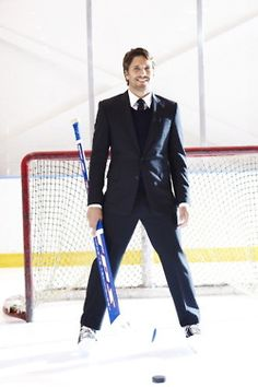 You can't score on this man unless it's a high corner. Best deep butterfly net-minder in the NHL.