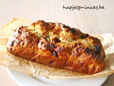 Kwarkbrood met speltmeel en verse vijgen