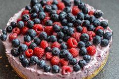 Ovocný cheesecake - recept | Varecha.sk Cheesecake, Pie, Desserts, Food, Torte, Tailgate Desserts, Cake, Deserts, Cheesecakes