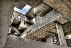 Habitat '67 by Moshe Safdie