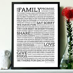 Image of Family Promise Poster