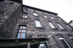 Kamienica od strony podwórka, detal, #slkamienice #townhouse #familok #śląsk #silesia #nieruchomosci