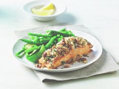 Looking for a lighter summer recipe to feed the family this week? Here's a quick and tasty salmon dish to enjoy outside in the sunshine.