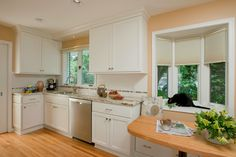 Rambler Remodeled kitchen
